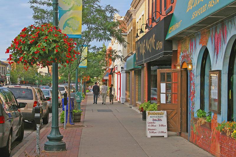 Oakville Göçmenler için En İyi Kanada Şehri Seçildi 1