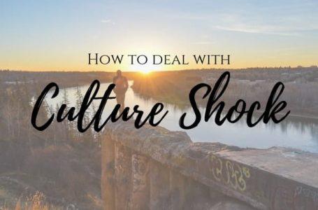 Kültür Şoku ile Mücadele Etme