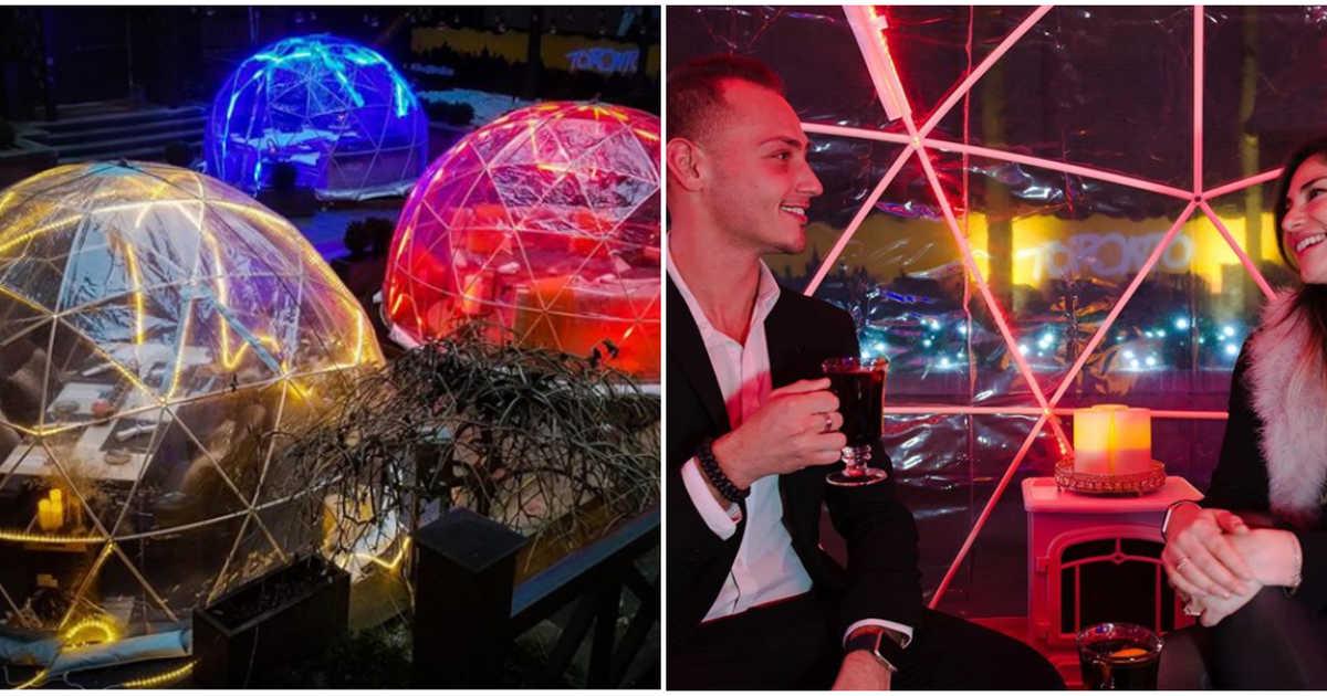 Toronto Merkezinde Bir İglo'da Romantik Bir Akşam Yemeğinin Keyfini Çıkarabilirsiniz! 1