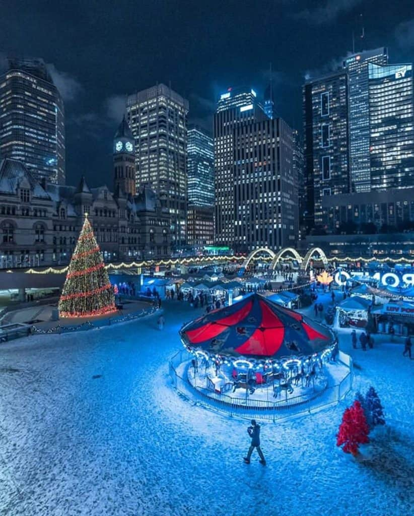 Toronto Holiday Mega-Market Sayesinde Bütün Hediyelerinizi Bir Günde Alabilirsiniz! 2