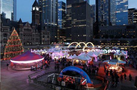 Toronto Holiday Mega-Market Sayesinde Bütün Hediyelerinizi Bir Günde Alabilirsiniz!