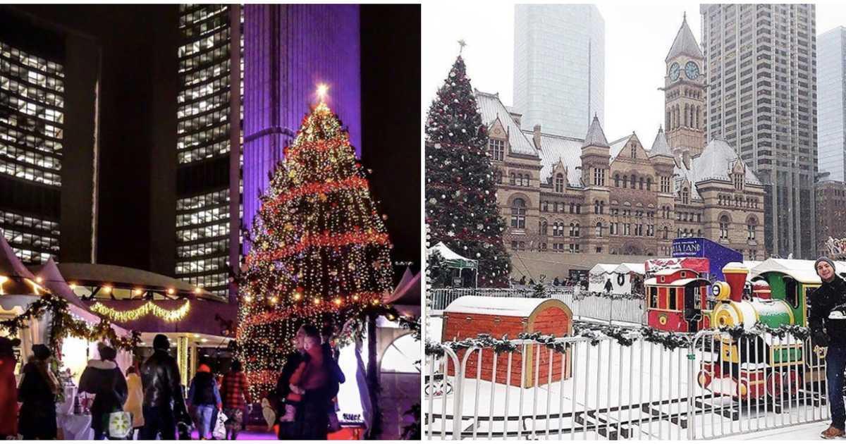 Toronto Holiday Mega-Market Sayesinde Bütün Hediyelerinizi Bir Günde Alabilirsiniz! 1