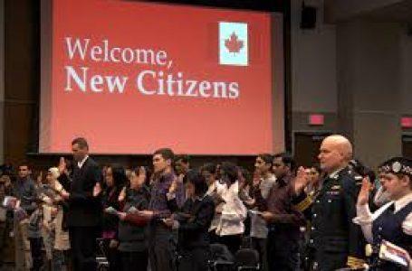 Kanada 2024 İtibarıyla Göçmenlerin Vatandaşlığa Geçişinde %40 Artış Bekliyor!