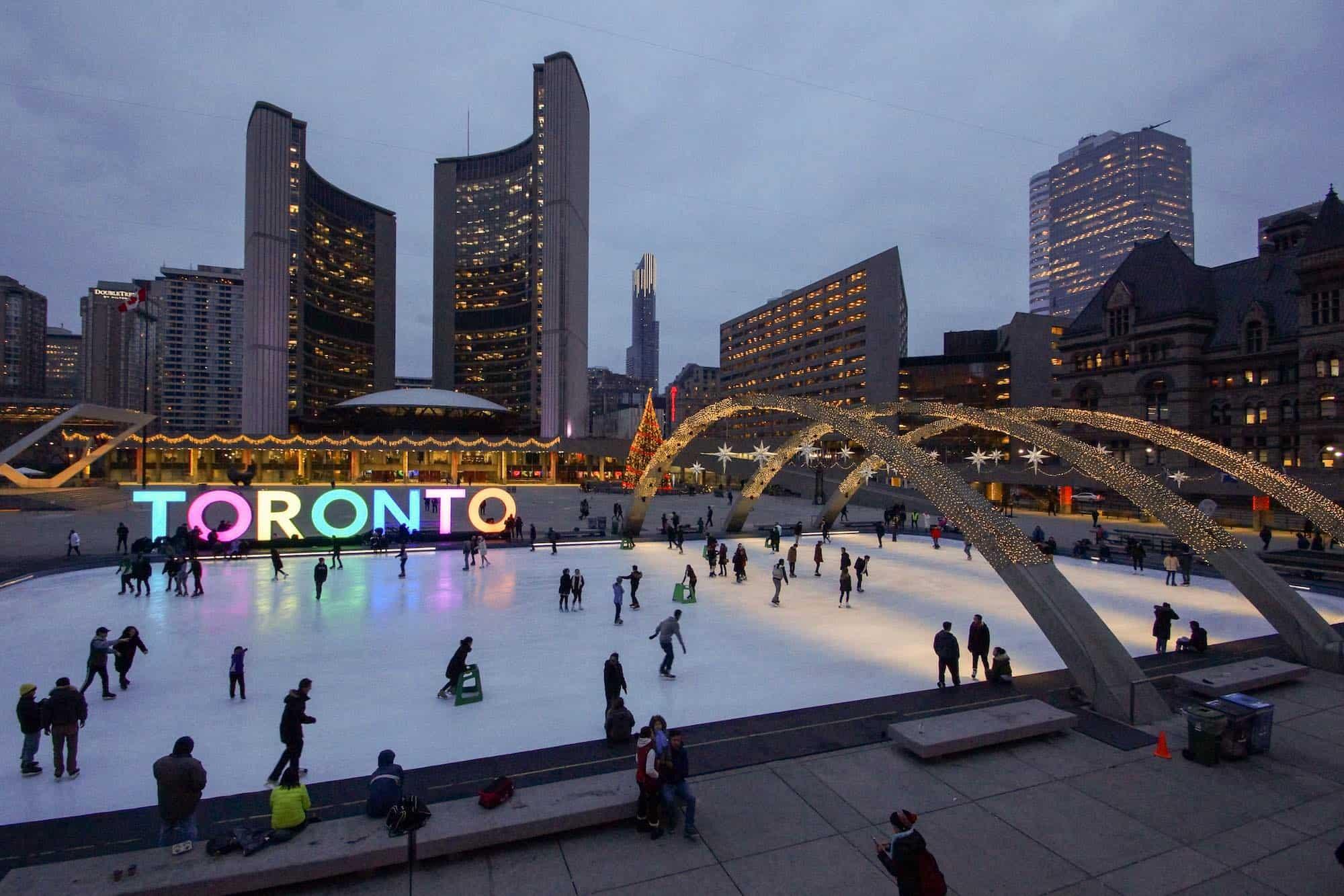 Gelecek Ay Kış Macerası Kapsamında Toronto Merkezinden Arrowhead Park'a  Otobüsle Tur Yapabilirsiniz! 1