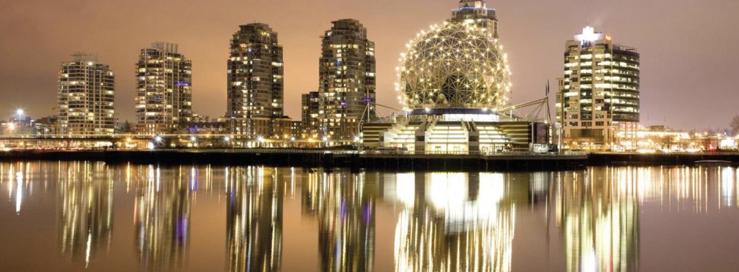 Vancouver Şehir Rehberi 1