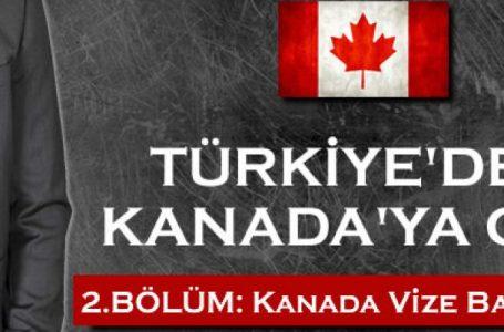Kanada Vize Başvuru Süreci
