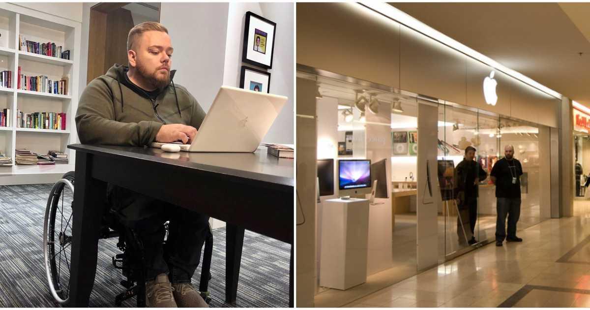 Ontario Apple Çalışanı Tekerlekli Sandalyede Olduğu İçin Suistimal Edildiğini ve Haksız Şekilde İşten Çıkarıldığını Söyledi 1