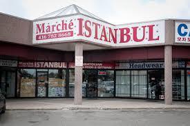 Toronto'daki Turk Marketleri