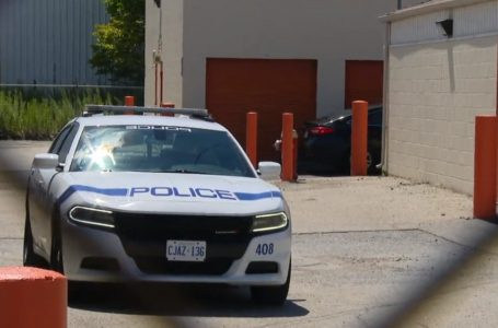 Mississauga'da bir depoda ceset bulundu