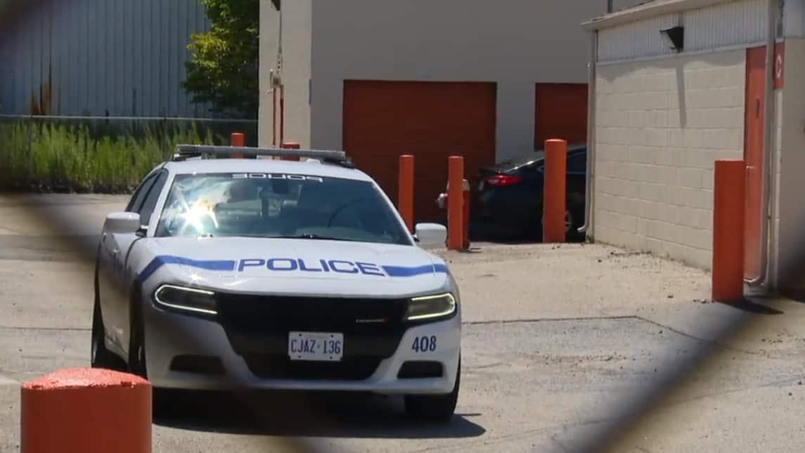 Mississauga'da bir depoda ceset bulundu 1