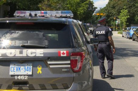 Toronto Downtown'da bir kadına silahlı saldırı